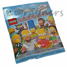 Sealed Packet | Scratchy | LEGO The Simpsons Minifigure | 71005