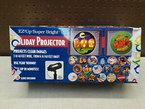 💡Holiday Outdoor Projector Light Decor Tested EZ UP Super Bright Projector