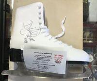 Dorothy Hamill Olympic Figure Skater Autographed Ice Skate w/ CoA