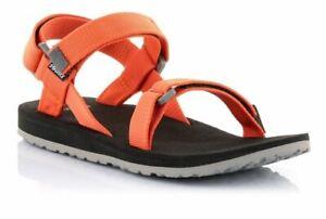Source Urban Women's - orange grey - Damen Sandale