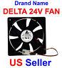 DC 24V 120x120x24 MM Delta Axial Fan AFB1224M 2200RPM 74CFM 0.18A