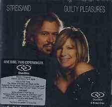 Barbra Streisand Guilty Pleasures  Dual Disc 828767289724 COLUMBIA 2005 NEW