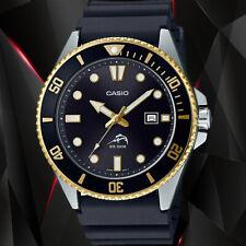 Casio MDV106G-1A Men's Duro 200M WR Black Watch Diver Analog Sports New 2020