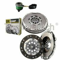 NATIONWIDE 2 PART CLUTCH AND LUK DMF AND CSC FOR VOLVO S80 BERLINA 2.4 BI-FUEL