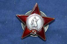 ORIGINAL SOVIET RUSSIAN USSR AWARD MEDAL ORDER OF RED STAR 1408256