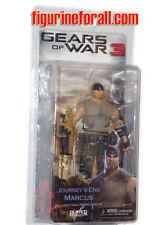 "NECA GEARS OF WAR 3 Series 3 Journeys End MARCUS FENIX 7"" Action Figure XBox PS3"