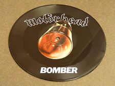 """MOTORHEAD BOMBER LIMITED EDITION 7"""" PICTURE DISC VINYL NEW"""