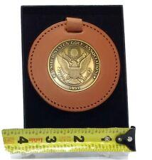 VTN United States Golf Association 1894 E Pluribus Unum Brown Bag Tag