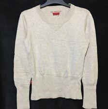 Levis light grey sweater