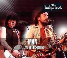 Man - Live At Rockpalast (NEW CD+DVD)