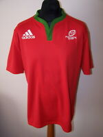 Rugby Shirt Portugal 2011 (XL) Adidas Home Os Lobos Jersey Camisola Maillot