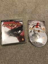 God of War III ( Sony PlayStation 3, PS3) Complete