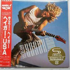 Sammy Hagar - Sammy Hagar Japan SHM MINI LP CD OBI UICY-75598 NEU van Halen