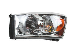 Headlight Left TYC 20-6874-00