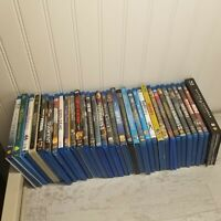 Lot Of 33 Various DVD Movies Comedy Action Adventure Drama NO Blu-rays *READ* D9