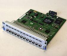 04-16-02908 HP pro Curve j4892a 12 x 100 Base-FX MTRJ f. HP 4104gl et 4108gl