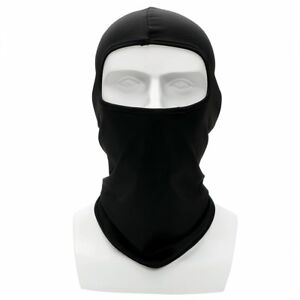 Moto Biker Masque Facial Pour Moto Scooter Ski Coupe-Vent Soleil-protection