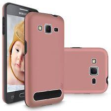 For Samsung Galaxy Grand Prime G530 Slim Metal Shockproof Back Case Cover