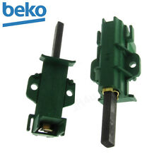 Genuine Beko WM6142W, WM6143W, WM6152W Washing Machine Carbon Brush & Holder