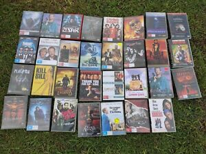 DVD Bulk Sale Region 4 (A-M) FREE POST