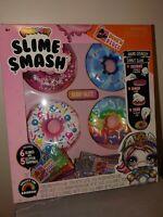 Poopsie Slime Smash BERRY BLITZ Crunchy Donut Slime 4 Donuts 6 Slimes 5 Glitter
