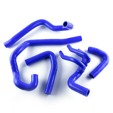 For Citroen Saxo / Peugeot 106 GTI 1.6L 16V VTS Engine Silicone Water Hose 5PCS