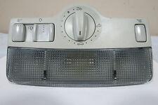 Vw Gray 2000-2005 Volkswagen Jetta Golf Passat Dome Lamp Light Panel GREY OEM