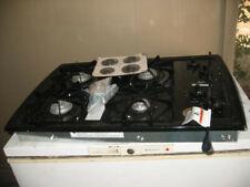 New listing Whirpool 30'' Gas cooktop Black W3Cg3014Xb 4 Burner