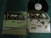 CHEECH & CHONG Los Cochinos USA Ode record 1973 vinyl LP die cut cover
