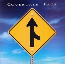 COVERDALE * PAGE (CD 1993) USA Import EXC-NM Whitesnake/Led Zeppelin David/Jimmy