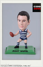 2008 Select AFL STARS COLOR FIGURINE NO.20 Jimmy Bartel (Geelong)