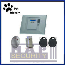 VISONIC POWERMAX PRO PET FRIENDLY WIRELESS ALARM KIT UK STOCK VPPK1PF