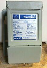 General Electric 9T51B2, Type QB, 240/480V General Purpose Transformer