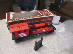 K-LINE 6865 CENTRAL NJ  BOOM CAR amazing condition but one damaged part
