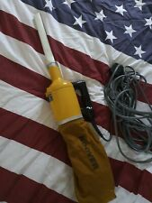 Retro Hoover, Vacuum Cleaner, Very Old. Working In Excellent Condition