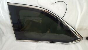 ⭐ 2014 - 2018 TOYOTA HIGHLANDER REAR LEFT DRIVER SIDE WINDOW QUARTER GLASS OEM