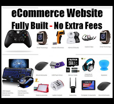 Website - Ecommerce - Internet Business - Online Store - Affiliate - For Sale