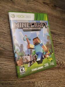 Minecraft (Microsoft Xbox 360) FREE SHIPPING!!
