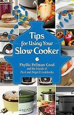 Tips for Using Your Slow Cooker (Paperback or Softback)