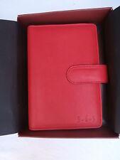 *** Agenda organizer in pelle GIULIANO MAZZUOLI leather diary Tuscany Italy ***