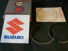 SUZUKI T500 GT500 GT750 PISTON RINGS +0.75mm (1) NEW Hepolite UK TS250