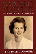 PATH TO POWER - MARGARET THATCHER (1995, Hardcover) New in Plastic