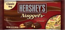 Hershey's Nuggets Special Dark Chocolate with Almonds Candy