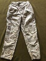 Used MCCUU Desert MARPAT USMC Pants Med Reg