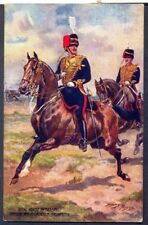 HARRY PAYNE. Royal Horse Artillery. Oilette PC (8763). GC. Free UK Post. ref 265