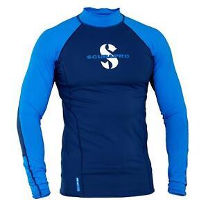 Scubapro T-Flex UV Shirt Aegean (Herren langarm)