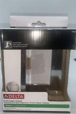 Delta Toilet Paper Holder Vero Collection Chrome Finish 77750