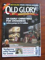 OLD GLORY MAGAZINE No.227 - JANUARY 2009 - 21ST ANNIVERSARY YEAR