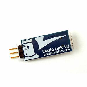 Castle Creations Castle Link USB Programming Kit V3 011-0119-00