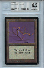 MTG Beta Glasses of Urza BGS 8.5 NM-MT+ Magic The Gathering WOTC Card 4875